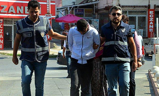4 şüpheli tutuklanmıştı