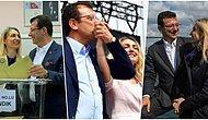 Allahım Nasip Et! Her Fotoğraflarında Birbirlerine Aşkla Bakan Dilek-Ekrem İmamoğlu Aşka Olan İnancı Tazeliyor