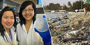Dünyayı Yeni Nesil Kurtaracak! Öğrenciler, Atık Plastiği Karbondioksit ve Suya Dönüştürebilecek Yeni Bir Metot Keşfetti