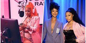 Miley'den Sonra Sıra Riri'de! Katıldığı Radyo Programında Nicki Minaj'a Sorulan Rihanna Sorusu ve Verdiği Garip Cevap