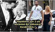 Pamela Anderson Futbolcu Sevgilisi Adil Rami Tarafından Aldatıldığını Instagram'dan Paylaştığı Fotoğrafla Duyurdu