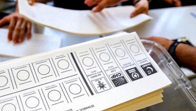 '31 Mart ve 23 Haziran seçimlerinde aldığım oyların başka bir siyasi partiye kaydırıldığı aşikardır.'
