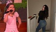 TV Programındaki Tatlı Performansıyla Popülerlik Kazanan Küçük Kızın Değişimi Şaşırttı!