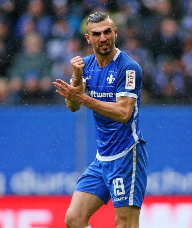 33. Serdar Dursun / Darmstadt ➡️ Antalyaspor
