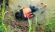 Meksika-ABD Sınırından Yürekleri Burkan Fotoğraf: 11 Aylık Valeria ve Babası Boğularak Can Verdi