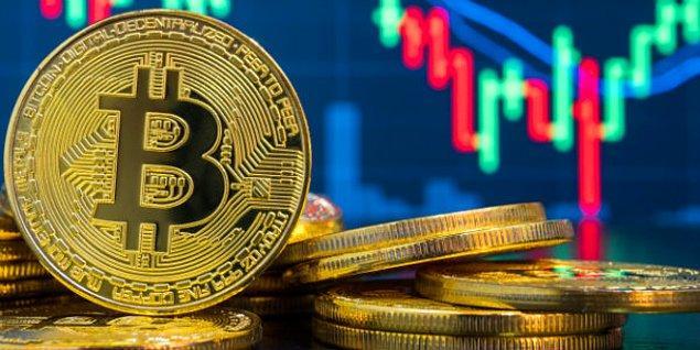 Bitcoin 2017 sonunda 20 bin dolara yaklaştığı akılalmaz yükselişin ardından, hızlı bir düşüşle 3 bin dolar seviyelerine kadar gerilemiş ve bir süre düşük seyretmişti.