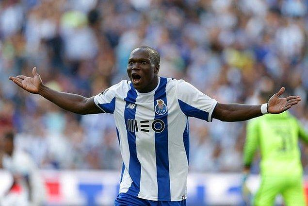 6. Vincent Aboubakar / Porto ➡️ Galatasaray