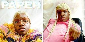 Gözlerimizden Kalpler Çıktı! Dergi Kapağı Olan İlk Siyahi, Transeksüel ve Engelli Model