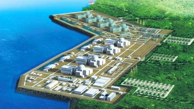 Nükleer enerji santrali projesi 2013 yılında imzalanmıştı
