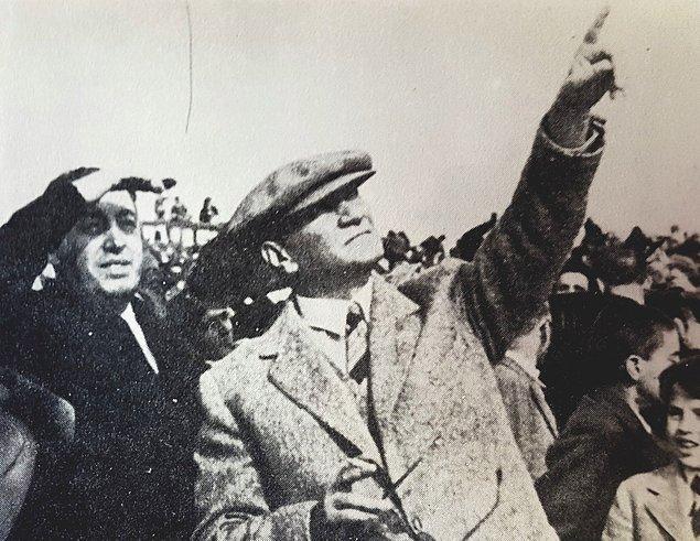 Mustafa Kemal Atatürk, tüm dünyanın saygı duyduğu ve hayranlık beslediği muazzam bir liderdi. Bilimin ve sanatın ışığında ilerleyip herkese örnek olacak bir devlet yaratma gayesindeydi...