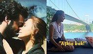 Burçin Terzioğlu'nun Instagrama Koyduğu Fotoğrafın Ardından İlker Kaleli'nin Yaptığı Hamle Eski Sevgililer Böyle Olmalı Dedirtti!