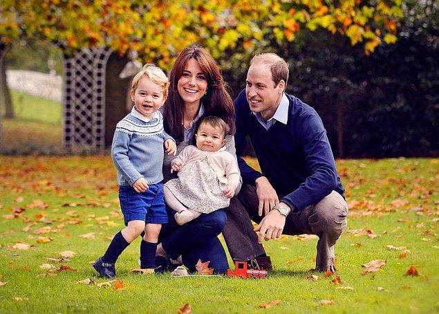 Prens William, bu konuyu daha önce eşi Kate Middleton ile görüştüğünü ve çocuklarıyla da konuştuklarını belirtti.