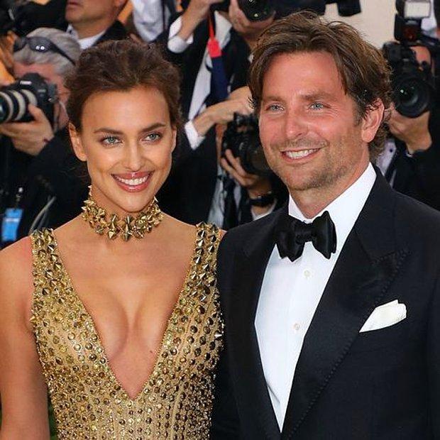 Irina Shayk & Bradley Cooper