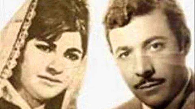 Ankara'da çalıştığı gazinoda Leyla adında bir kızla tanıştı...