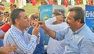 Çukurova Belediye Başkanı Çetin, 23 Haziran'da İstanbul'a Oy Vermek İçin Giden Adanalılara Mangal Yaptı, Kebabı Elleriyle Yedirdi