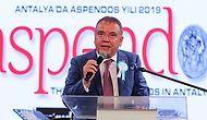 Antalya Büyükşehir Belediye Başkanı Böcek: 'Gelen Turist Ayak Bastı Parası Ödesin'