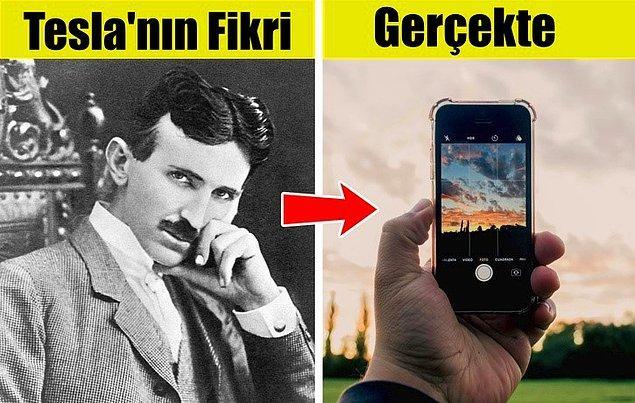 1. Akıllı cep telefonları