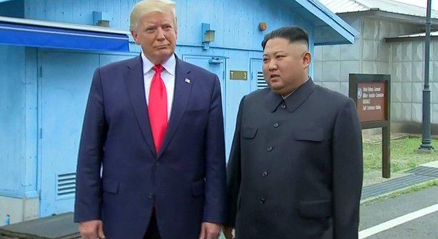 Önceki Trump-Kim zirvelerinden sonuç çıkmamıştı.