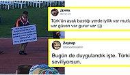 Tsunami Sonrası Türkiye'nin Yardımlarını Unutmayan Endonezyalı Gencin Mezuniyet Törenindeki Göz Yaşartan Pankartı
