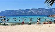 Antalya'da Suriyeli Sığınmacılara Yönelik Plaj Yasağı Reddedildi