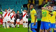 Peru Tarih Yazdı! Copa America'da Finalin Adı: Brezilya-Peru