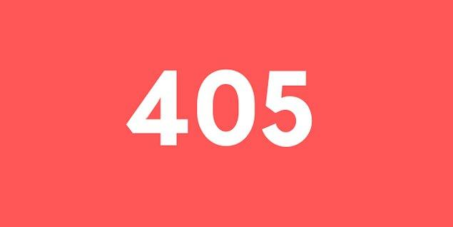 Üniversite sınav sonucun 405 puan!