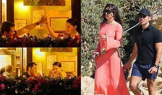 Türklerden Vazgeçemiyor! Güzeller Güzeli Yengemiz Adriana Lima Türk İş İnsanı Emir Uyar İle Samimi Bir Şekilde Yakalandı!
