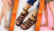 Rahatlık, Şıklık ve Uygun Fiyatlarla En Trend Sandalet ve Terlikler Kadınların Ayaklarına Serildi!