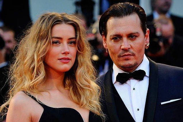 Amber Heard - Johnny Depp