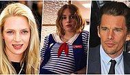 Uma Thurman ve Ethan Hawke'un Kızı Maya Hawke Stranger Things'deki Robin Karakteriyle Anne ve Babasını Aratmıyor