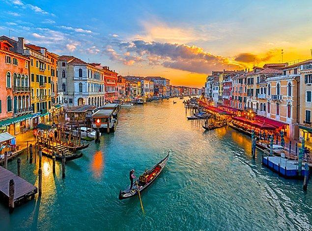 İtalya!