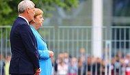 Merkel Bir Ayda Üçüncü Defa Titreme Nöbeti Geçirdi: 'Endişe Edilecek Bir Şey Yok'