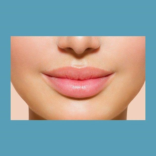 Büyük & dolgun dudaklar