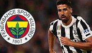 Khedira İçin Fenerbahçe'ye Transfer Oluyor İddiası!