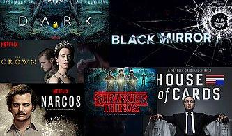 Bize Burcunu Söyle Sana İzlemen Gereken Netflix Dizisini Söyleyelim!
