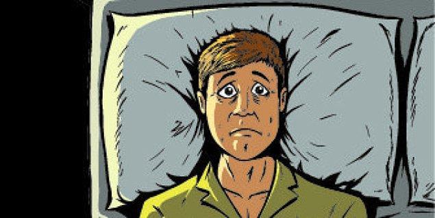 6. Uyuyamadığınız zaman kalkın ve bir şeyler yapın.