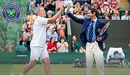 Bugüne Kadar İzlediğiniz En Güzel Şey Olabilir: Wimbledon'da Oyuncu ile Hakem Yer Değiştirdi!