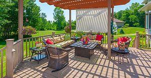 Balkon ve Teras Sefasına Seviye Atlatarak Yaz Keyfini Katlayın: Kamelya, Çardak Nasıl Süslenir?