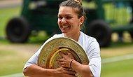 Wimbledon'da Tek Kadınlar Şampiyonu Simona Halep