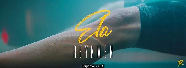Ve Reynmen dün yeni şarkısı Ela'yı yayınladı, ilk 10 dakikada 400 binden fazla izlenerek bambaşka bir rekora imza attı.