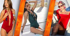 Bu Yaz Sahillere Nur Karaata'nın Çizgileriyle Ortaya Çıkan Zarif Mayo ve Bikini Şıklığını Taşıyın!