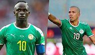 Afrika Kupası'nda Finalın Adı: Senegal-Cezayir