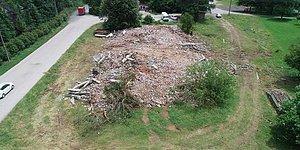 Kocaeli'de Skandal: Tescil Edilmiş Tarihi Bina Yerle Bir Edildi