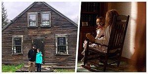 'The Conjuring' Filmine İlham Olan Ailenin Evini Satın Alıp Sonra da Bir Sürü Tuhaflık Yaşadığını Söyleyen İlginç Çift
