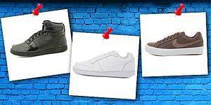 Nike marka ayakkabılar %30'a varan indirimle Yalı Spor'da!