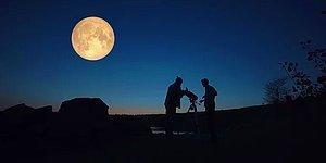 🔭 Göğe Bakalım! Parçalı Ay Tutulması Bu Gece Gerçekleşiyor