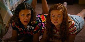 Stranger Things'in 3. Sezonunun Setinden 'Diziyi İzleyenleri' Gülümsetecek Küçük Detaylar