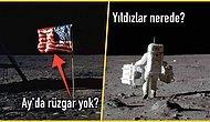 Kimse Kusura Bakmasın, Tartışacağız: Ay'a Aslında Hiç Gidilmedi ve Her şey Amerika'nın Kurgusu muydu?