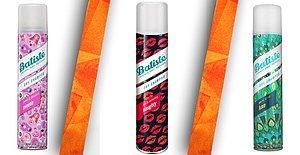 Saçlardaki Fazla Yağı Ortadan Kaldıracak Hoş Kokulu Kuru Şampuanlar ile Saçta Devrime Hazır Ol!