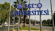 2019 Ege Üniversitesi Taban Puanları ve Başarı Sıralamaları